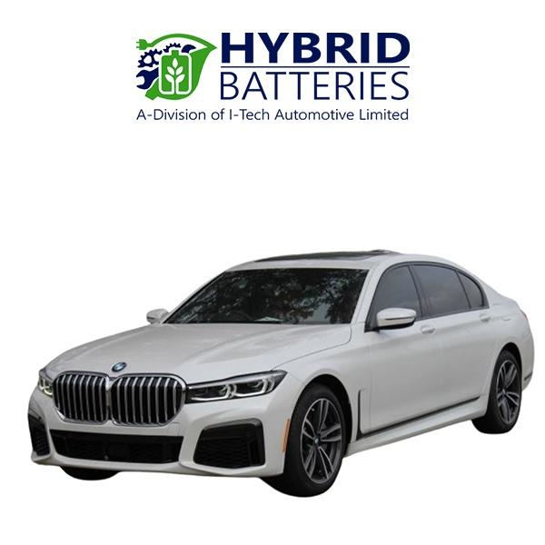 BMW Active Hybrid 7 Series 750i Hybrid Battery