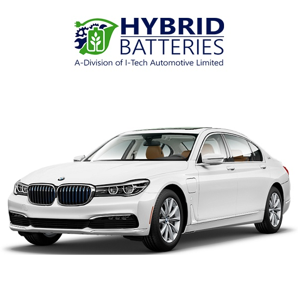BMW Plug In Hybrid 7 Series 740E Hybrid Battery