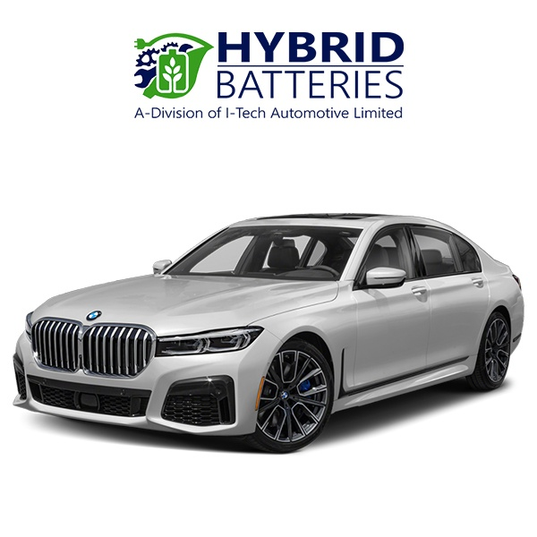 BMW Plug In Hybrid 7 Series 740LE Hybrid Battery