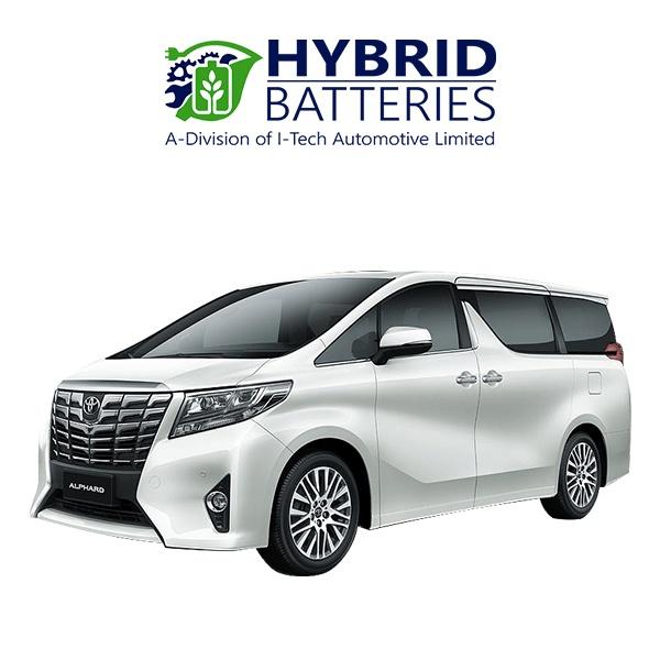 Toyota Alphard Hybrid Battery