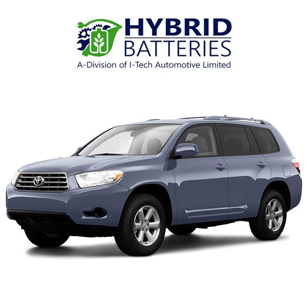 Toyota Highlander 2006-2009 Hybrid Battery