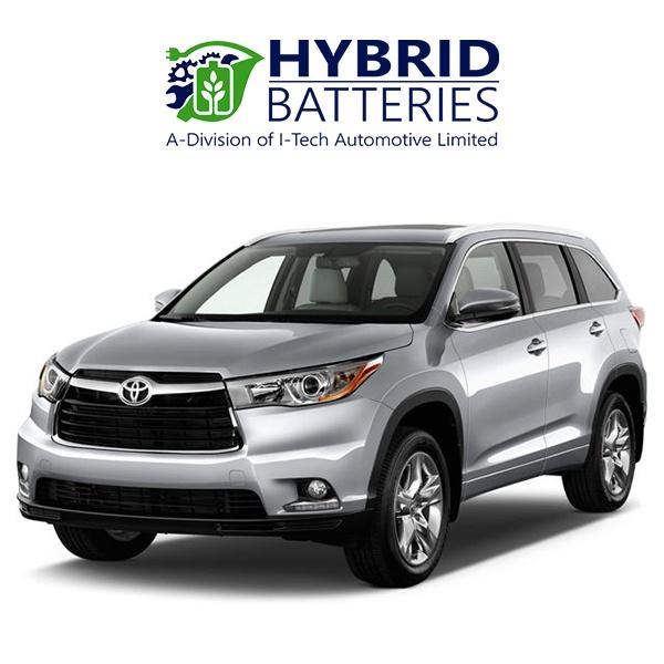 Toyota Highlander 2010-2016 Hybrid Battery