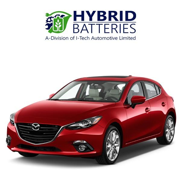 Mazda Axela Hybrid Battery