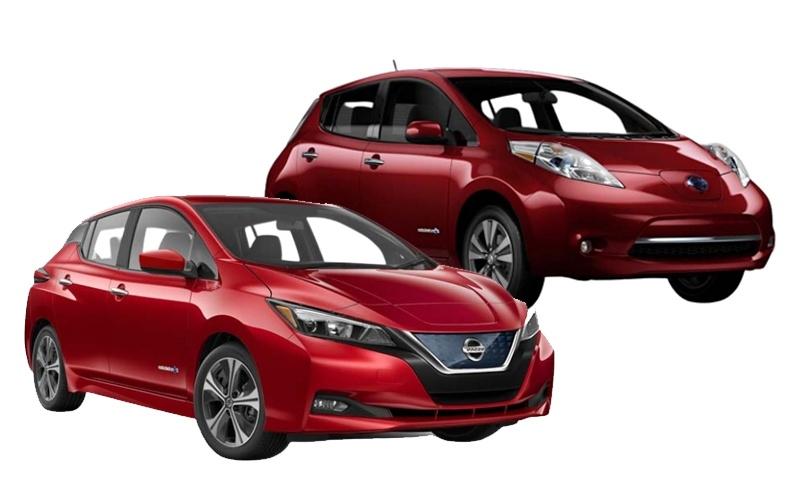 Nissan Leaf Upgrade
