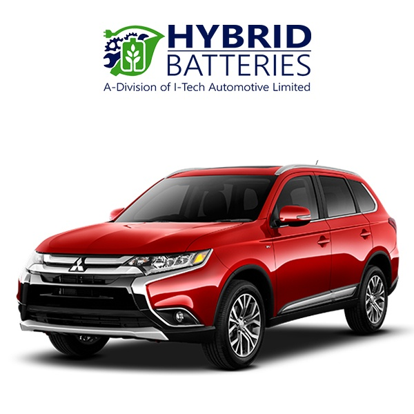 Mitsubishi Outlander Plug In Hybrid Battery