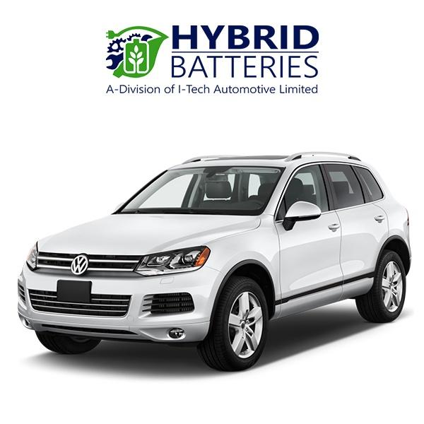 Volkswagen Tiguan Hybrid Battery