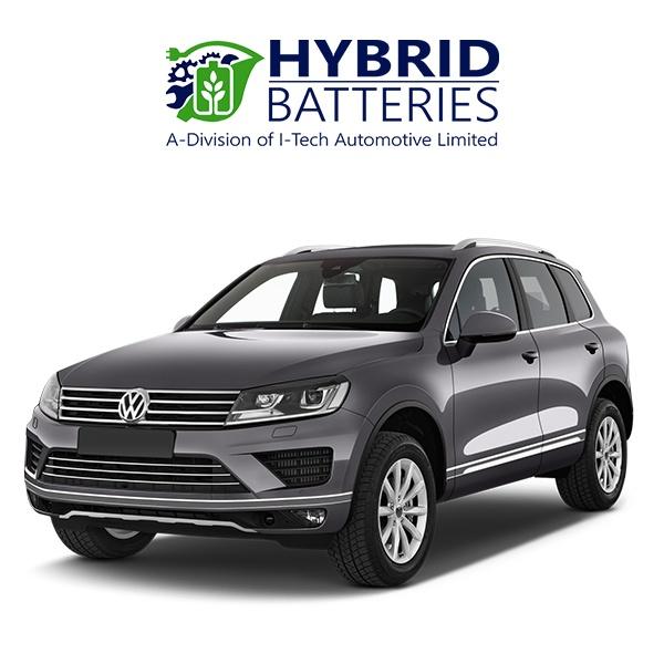 Volkswagen Touareg Hybrid Battery